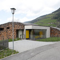 Armin Blasbichler's home in South Tyrol