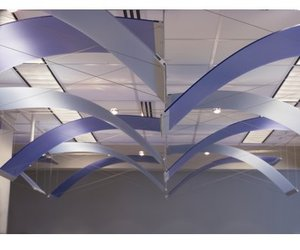 Armstrong Ceilings Debuts At 100% Design