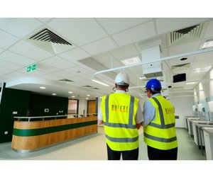 Armstrong's Recycled Ceilings