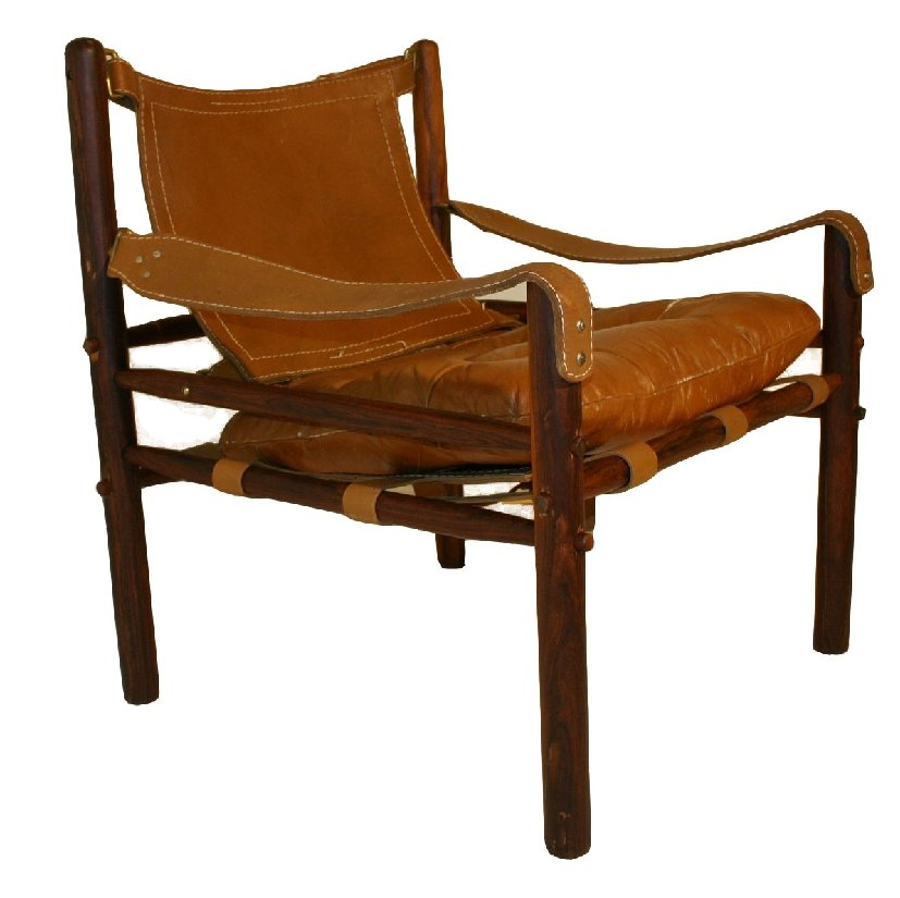 ... Arne Norell Scirocco Safari Chair In Rosewood ...