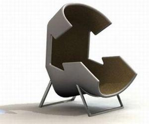 Arrow Lounge Chair