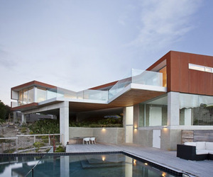 Art and Modern Architecture: Redcliffs House in New Zealand
