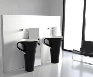 "Art basin ""Cup"""