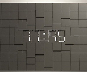 Art du Temps Wall Clock