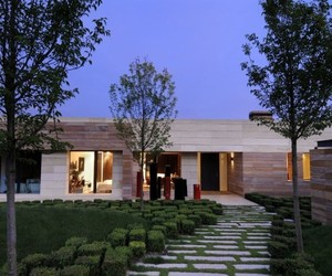 Art + Landscape of Housing 4 by A-cero Architects