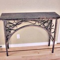 Art Nouveau Console Table