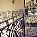 Art Nouveau Railing
