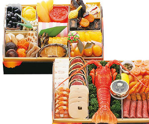 ArtisticFood in a Box for the Japanese New Year