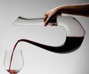 Artful Wine Decanters
