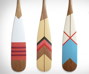 Artisan Canoe Paddles, by Norquay