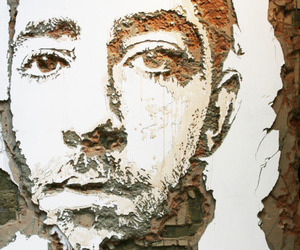 Artist Vhils Scratches The Surface