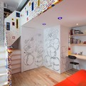 Artistic Marks/Caride Residence by I-BEAM Architecture