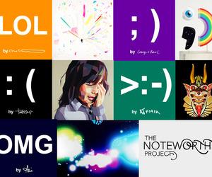Artists Reinterpret Emoticons