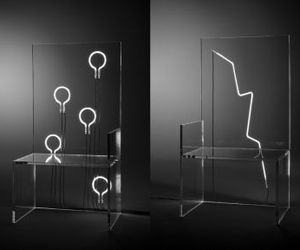 'As You Like It' Electric Chairs by Robert Wilson