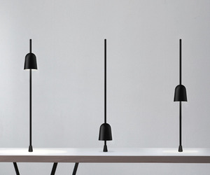 Ascent: table lamp by Daniel Rybakken for Luceplan