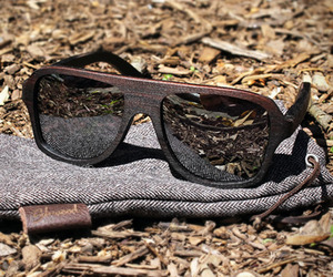 Ashland East Indian Rosewood Sunglasses by Shwood