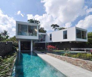 Ashoka Canggu Villa in Bali by studio Mencke & Vagnby