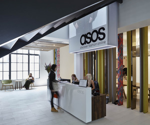 Asos Headquarters in London by MoreySmith