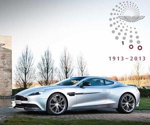 Aston Martin Celebrates 100 Years