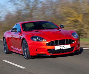Aston Martin DBS Carbon Fiber Edition