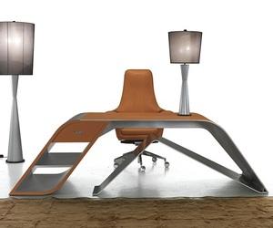 Aston Martin Office Furniture