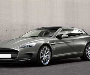 Aston Martin Rapide shooting-brake Bertone