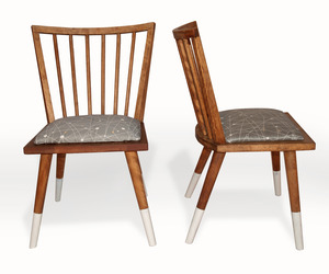 Atomic Farm Fresh: MCM Chairs by Omforme