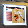 Attention Foodies — Mount Your iPad to the Fridge
