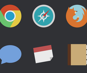 Attention Mac Users: These Minimalist Icons | Candy Bar