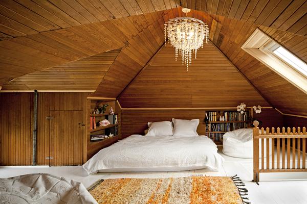 Attic Bedroom By Jessica Helgerson Interior Design