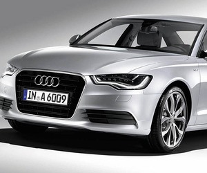 Audi 2012 A6 with A8-inspired Style and Technology