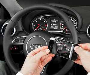 AUDI A3 Interactive Augmented Reality Manual