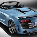 Audi Debuts the 560 hp R8 GT Spyder