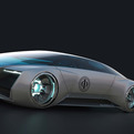 Audi designs science fiction car for Ender's Game movie
