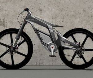 Audi e-bike for all to drool over its design and style