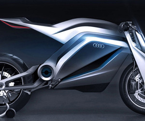 Audi Motorcycle Concept