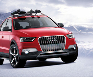 Audi Warms Winter-Lovers with the Striking Q3 Vail Concept