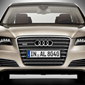 Audi's A8 L W12 Arrives for 2012 with 500 hp