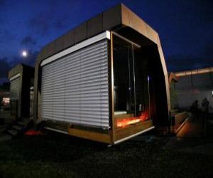 Australia House, Futuristic House by Xenian