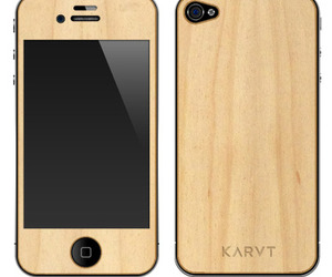Authentic Wood Skins for iPhones