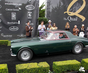 Auto and Bike Enthusiasts Convene at Quail Lodge