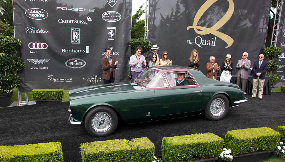 Auto and bike enthusiasts convene at quail lodge for World wide motors carmel
