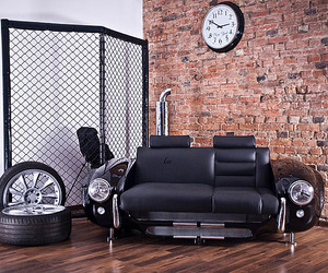 Auto-Furniture From LA Design Studio