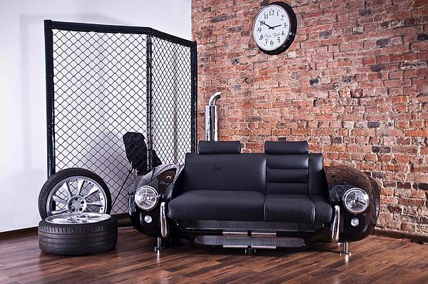 Automöbel auto furniture from la design studio