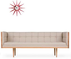 Autobahn Box Sofa
