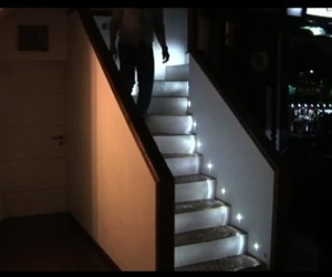 Automatic LED Stair Lights