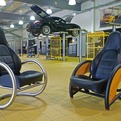 Automotive Furniture from David Clark