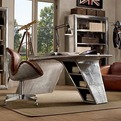 Aviator Wing Desk – Inspired by Airplane