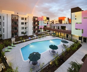 Award Winner Residential Complex in California, USA
