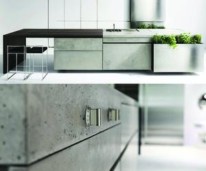 Award-Winning Concrete Kitchen by Martin Steininger